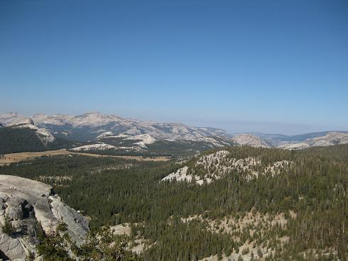 A View from Lembert Dome