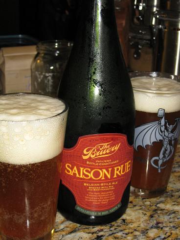 Saison Rue - The Bruery