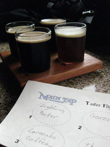Sampler at Main Tap
