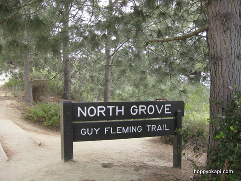 Guy Flemming trailhead