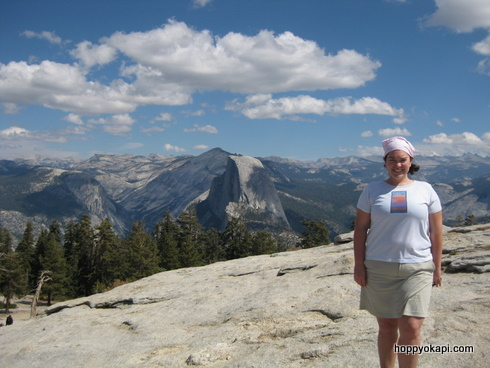 Me on Sentinel Dome