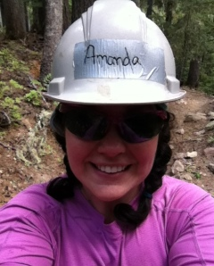 Obligatory Hard Hat Selfie